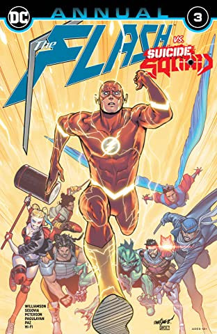 The Flash (2016-) Annual No.3