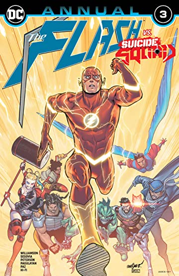 The Flash (2016-) Annual #3
