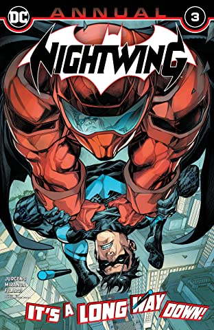 Nightwing (2016-) Annual #3