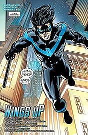 Nightwing (2016-) Annual #3