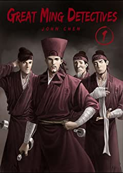 Great Ming Detectives #1