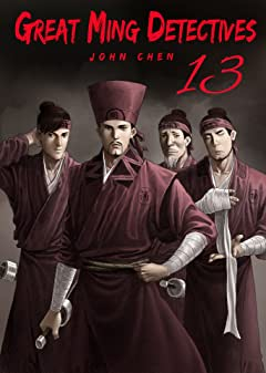 Great Ming Detectives #13