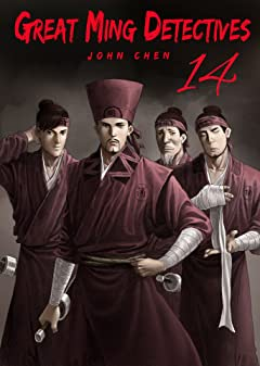 Great Ming Detectives #14