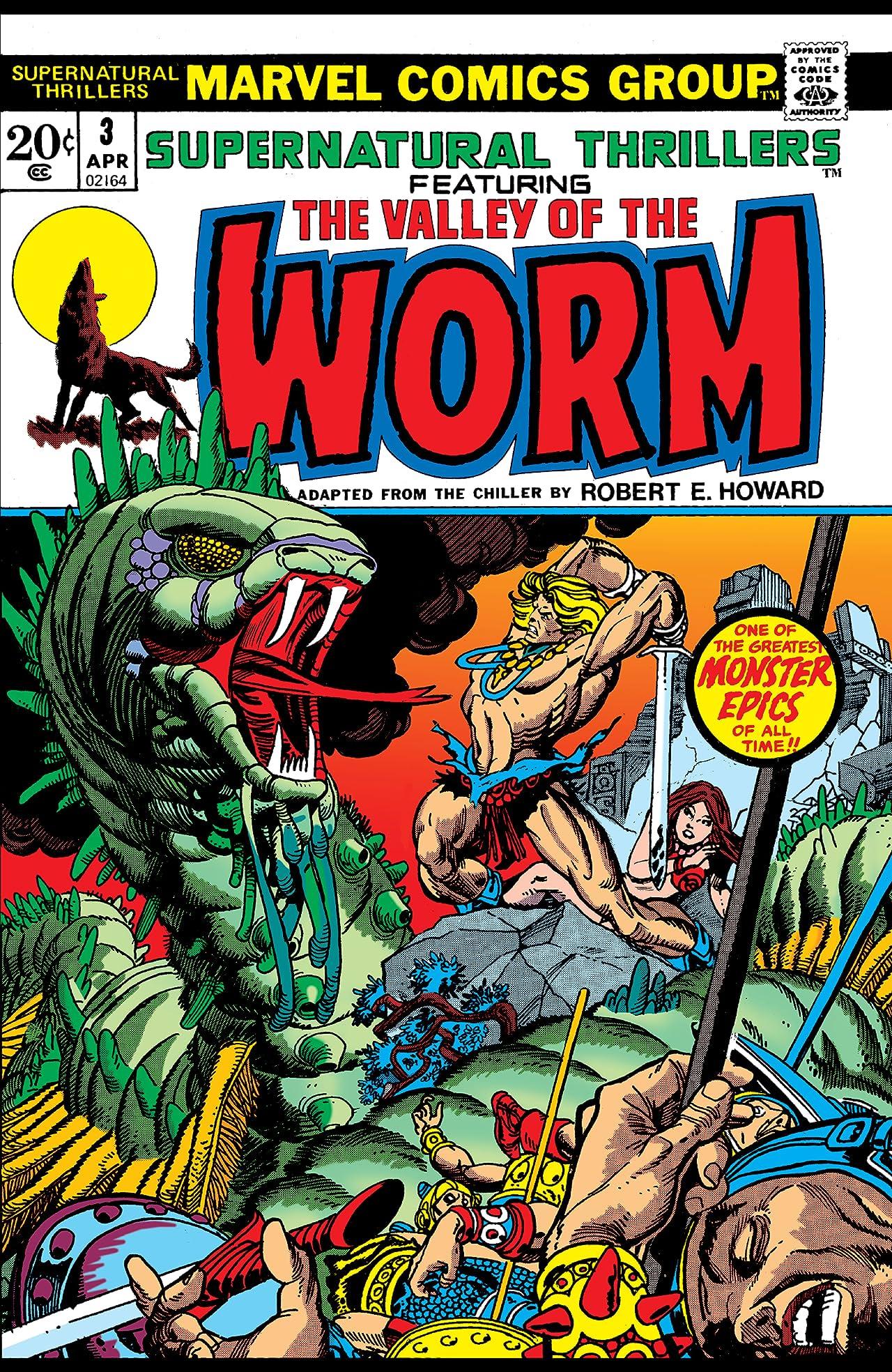 Supernatural Thrillers (1972-1975) #3