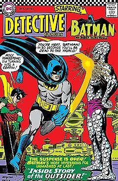 Detective Comics (1937-2011) #356