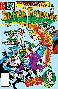 Super Friends (1976-1981) No.4