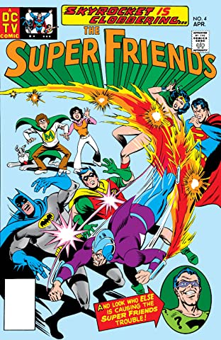 Super Friends (1976-1981) #4