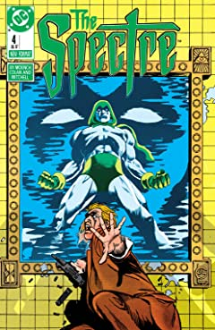 The Spectre (1987-1989) #4