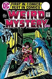 Weird Mystery Tales (1972-1975) #1