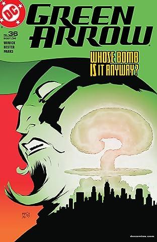 Green Arrow (2001-2007) No.36