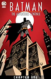 Batman: The Adventures Continue (2020-) #1