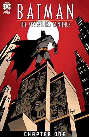 Batman: The Adventures Continue (2020-) No.1
