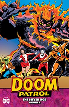 Doom Patrol: The Silver Age Vol. 2