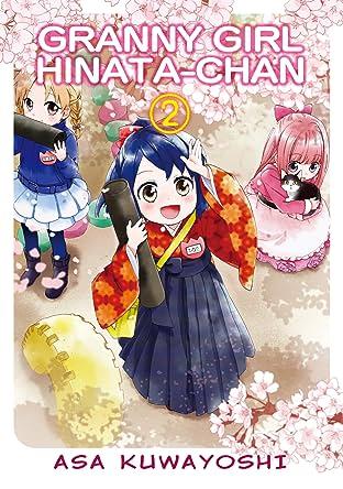GRANNY GIRL HINATA-CHAN Tome 2