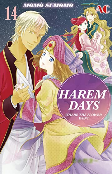 HAREM DAYS THE SEVEN-STARRED COUNTRY Vol. 14