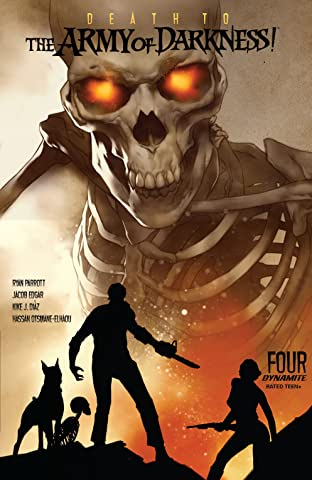 Death to the Army of Darkness #4
