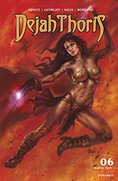 Dejah Thoris (2019-) #6