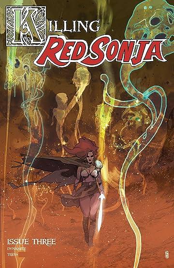 Killing Red Sonja #3