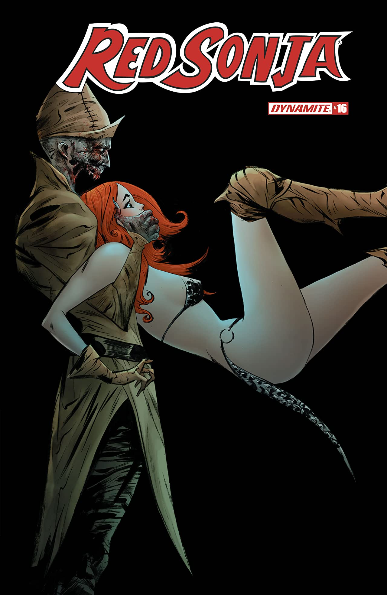 Red Sonja (2019-) No.16