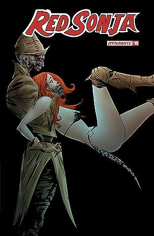 Red Sonja (2019-) #16
