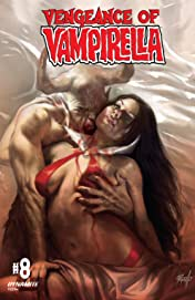 Vengeance of Vampirella No.8