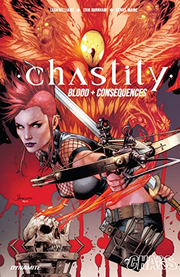 Chastity Vol. 2: Blood & Consequences