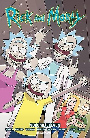 Rick and Morty Tome 11