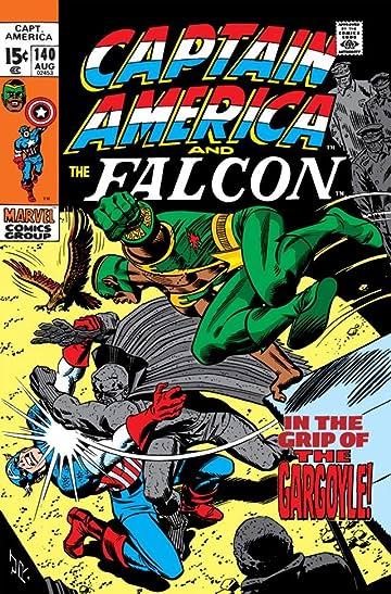 Captain America (1968-1996) #140