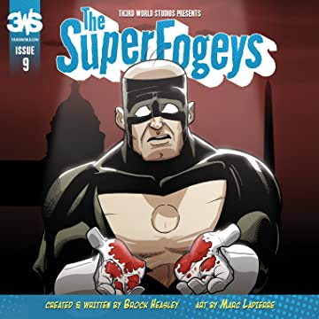 The SuperFogeys #9