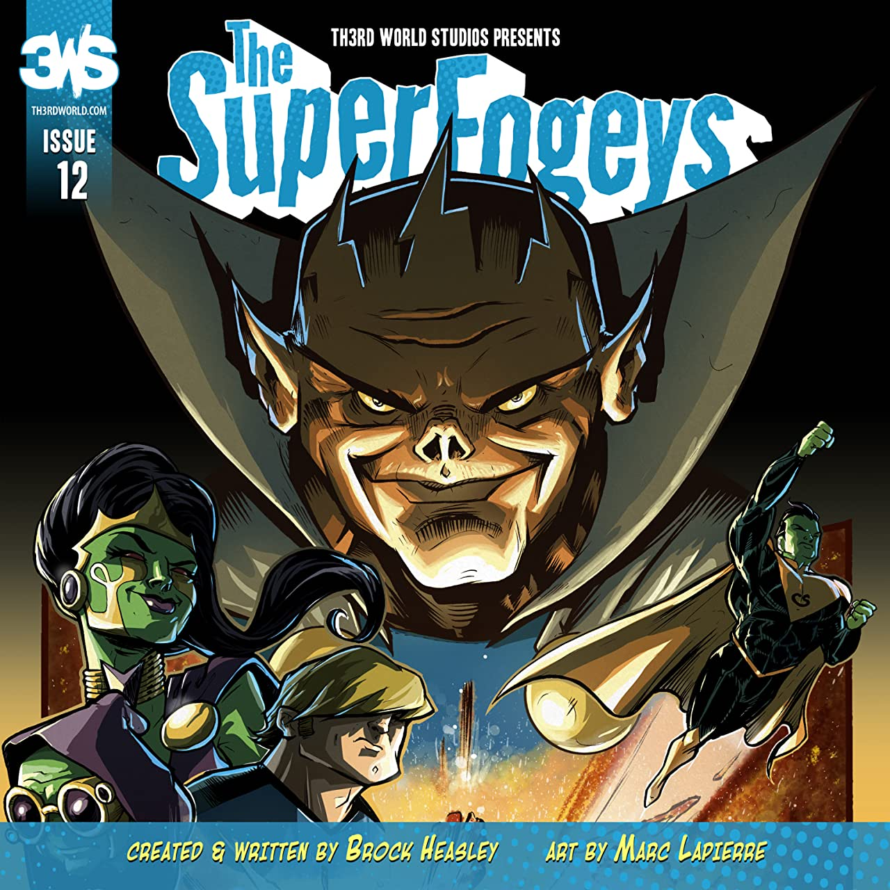 The SuperFogeys #12
