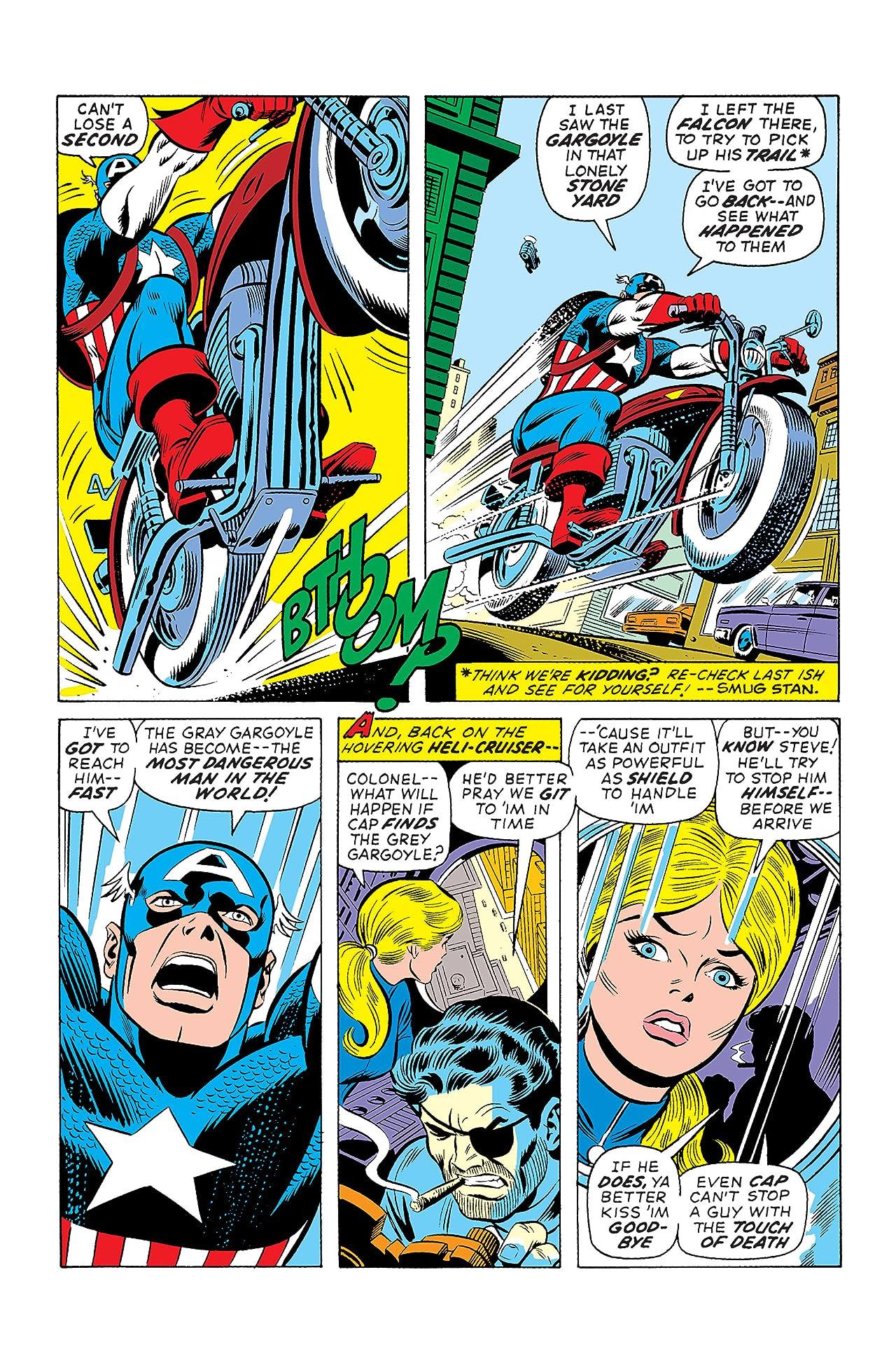 Captain America (1968-1996) #141