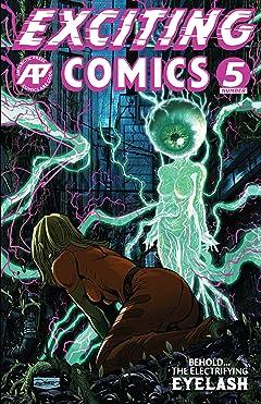 Exciting Comics #5