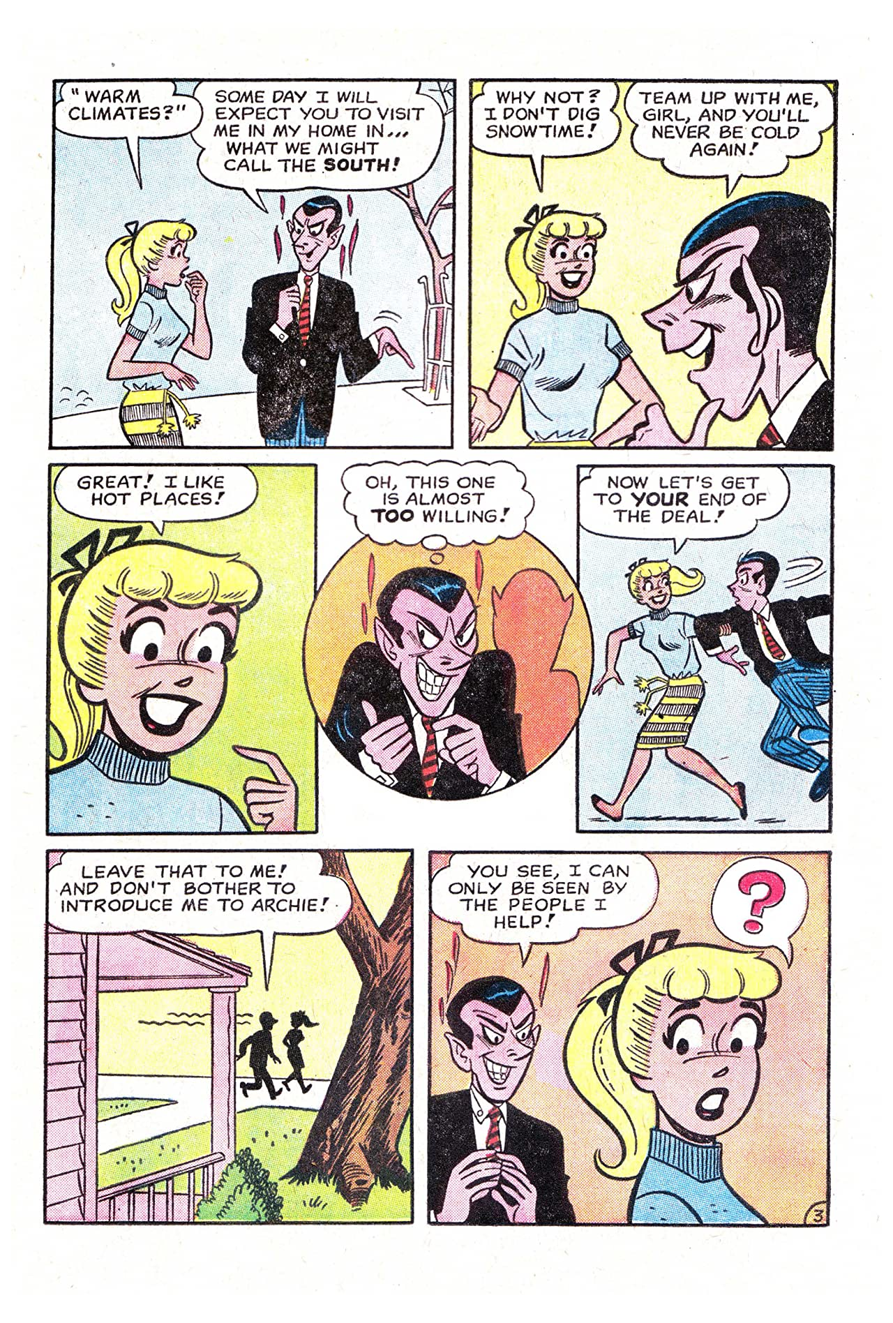 Archie's Girls Betty & Veronica #75