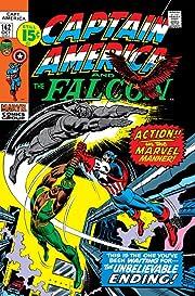 Captain America (1968-1996) #142