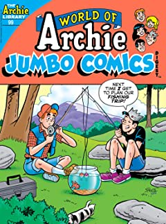 World of Archie Digest #99
