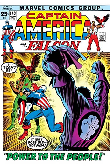 Captain America (1968-1996) #143
