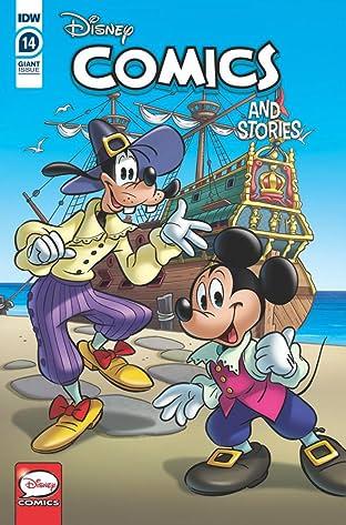 Disney Comics and Stories No.14