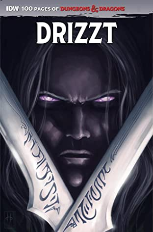 Dungeons & Dragons: Drizzt 100-Page Giant