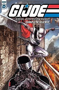 G.I. Joe: A Real American Hero: Complete Silence