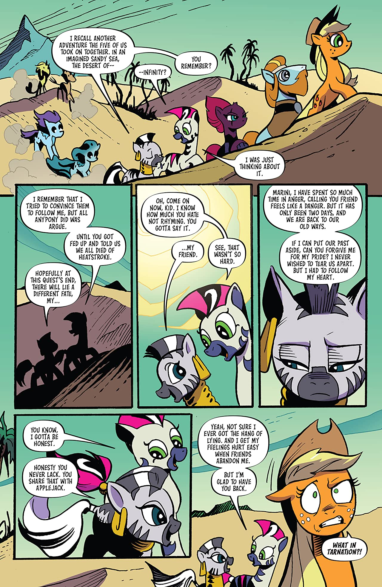 My Little Pony: Friendship is Magic #91