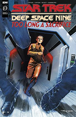 Star Trek: Deep Space Nine—Too Long a Sacrifice #3