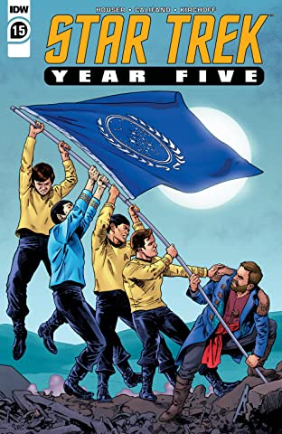 Star Trek: Year Five No.15