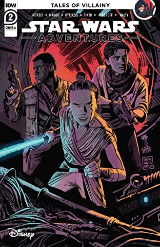 Star Wars Adventures (2020-) No.2