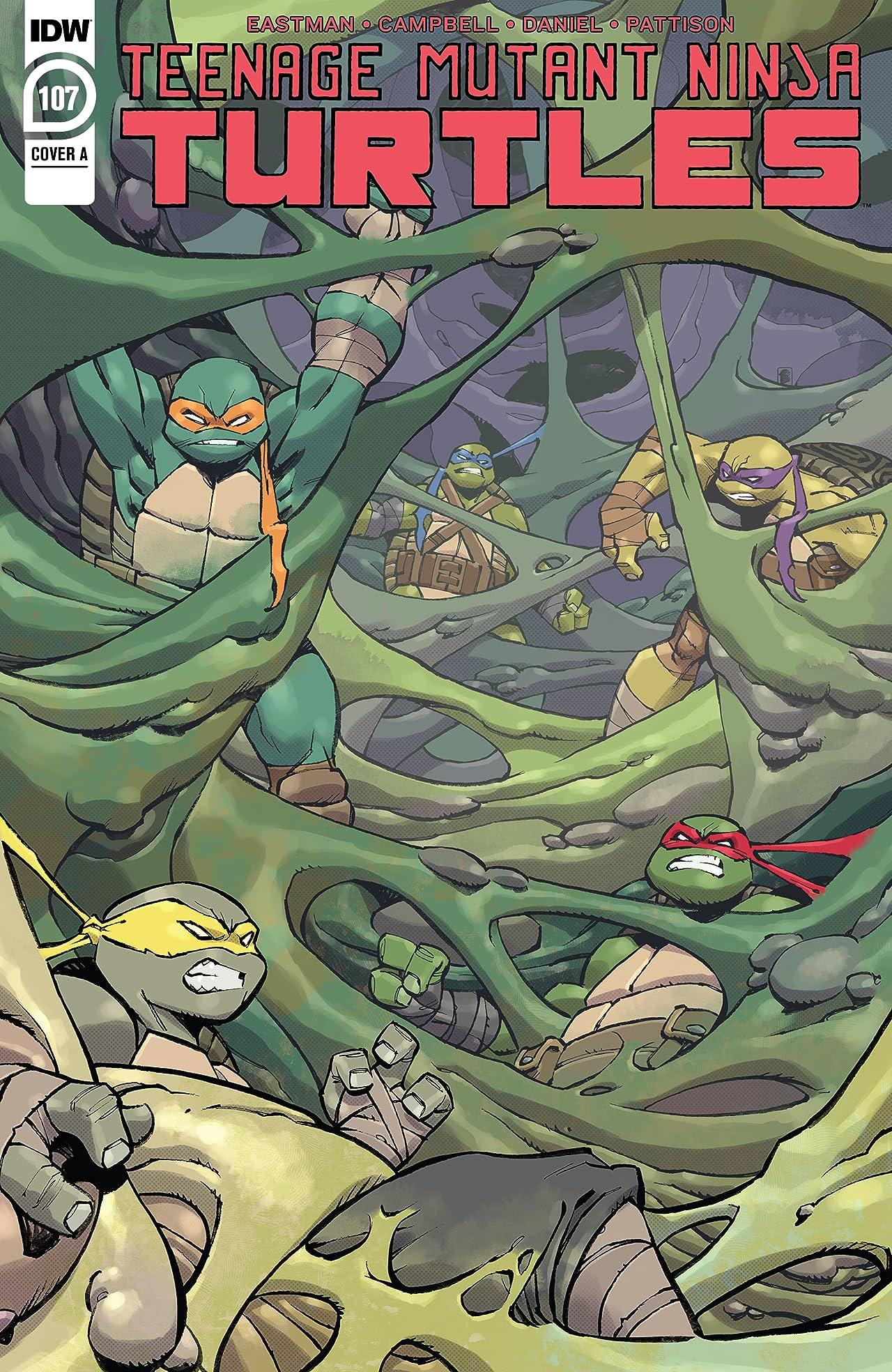 Teenage Mutant Ninja Turtles No.107