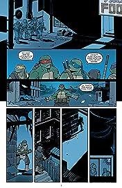 Teenage Mutant Ninja Turtles #107