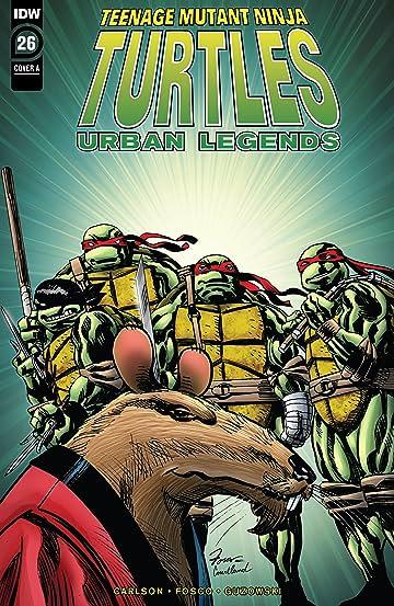 Teenage Mutant Ninja Turtles: Urban Legends #26