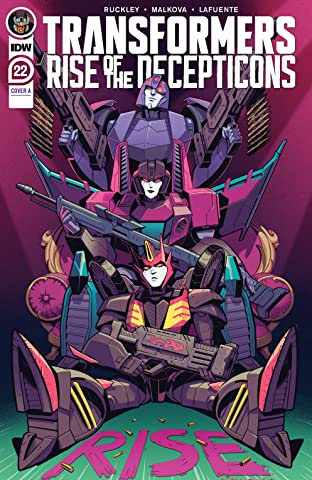 Transformers (2019-) #22