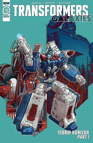 Transformers Galaxies No.10