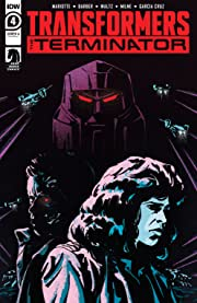 Transformers vs. Terminator #4 (of 4)