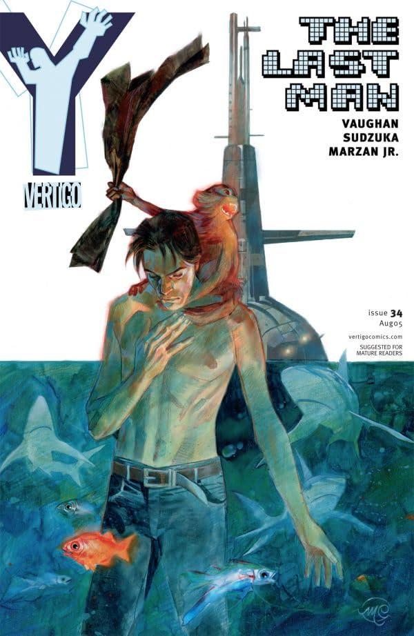 Y: The Last Man #34